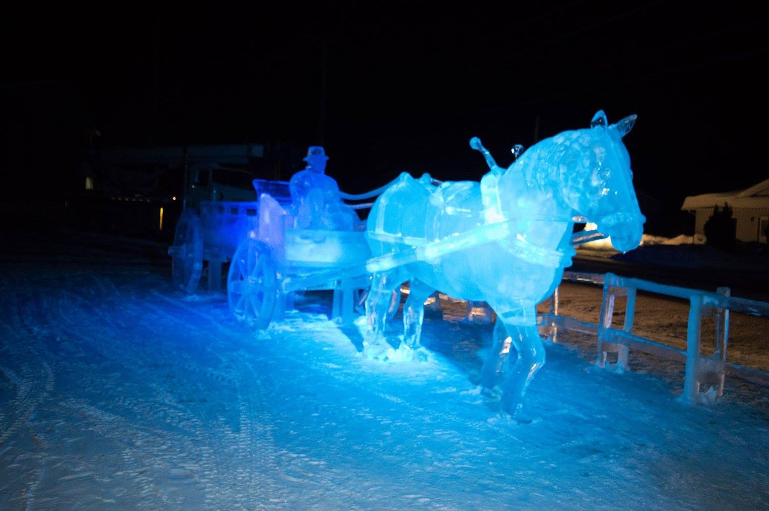 Festival St-Côme en glace Lanaudière 2018 -10
