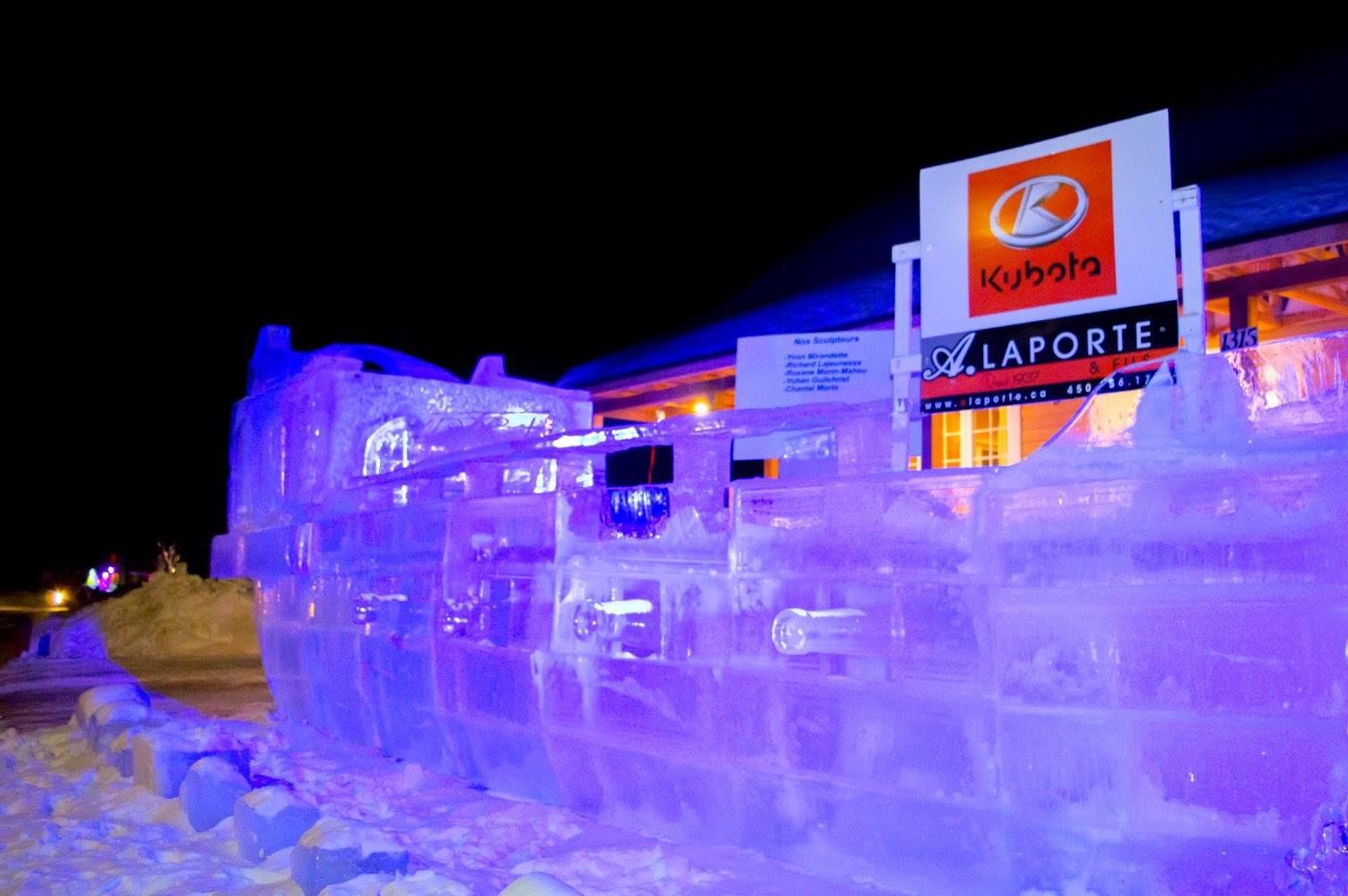 Festival St-Côme en glace Lanaudière 2018 -13