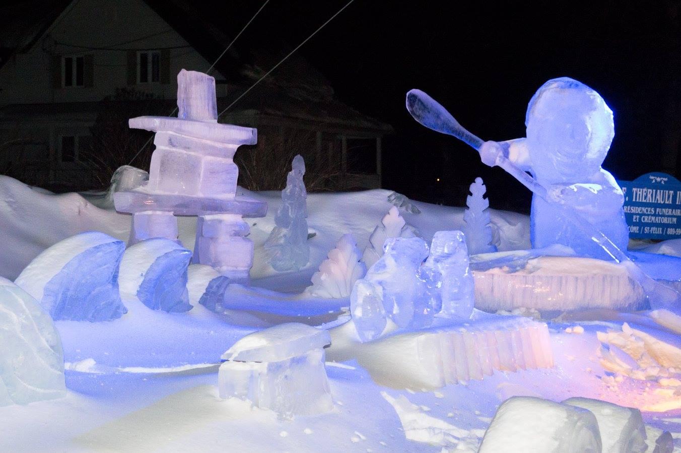 Festival St-Côme en glace Lanaudière 2018 -15