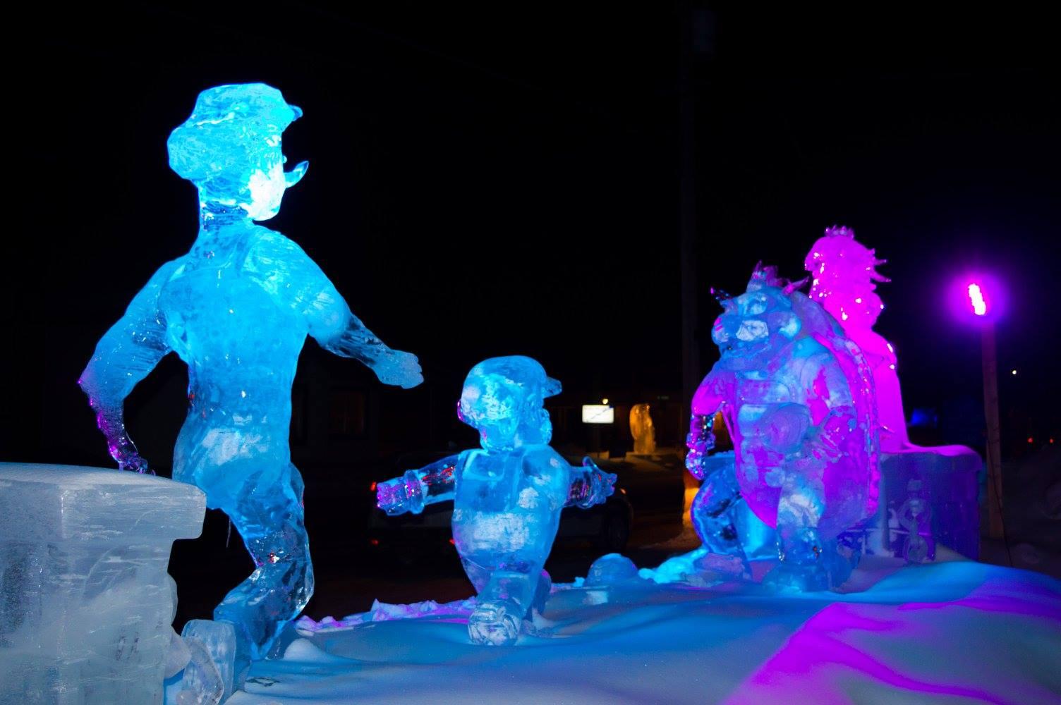 Festival St-Côme en glace Lanaudière 2018 -22