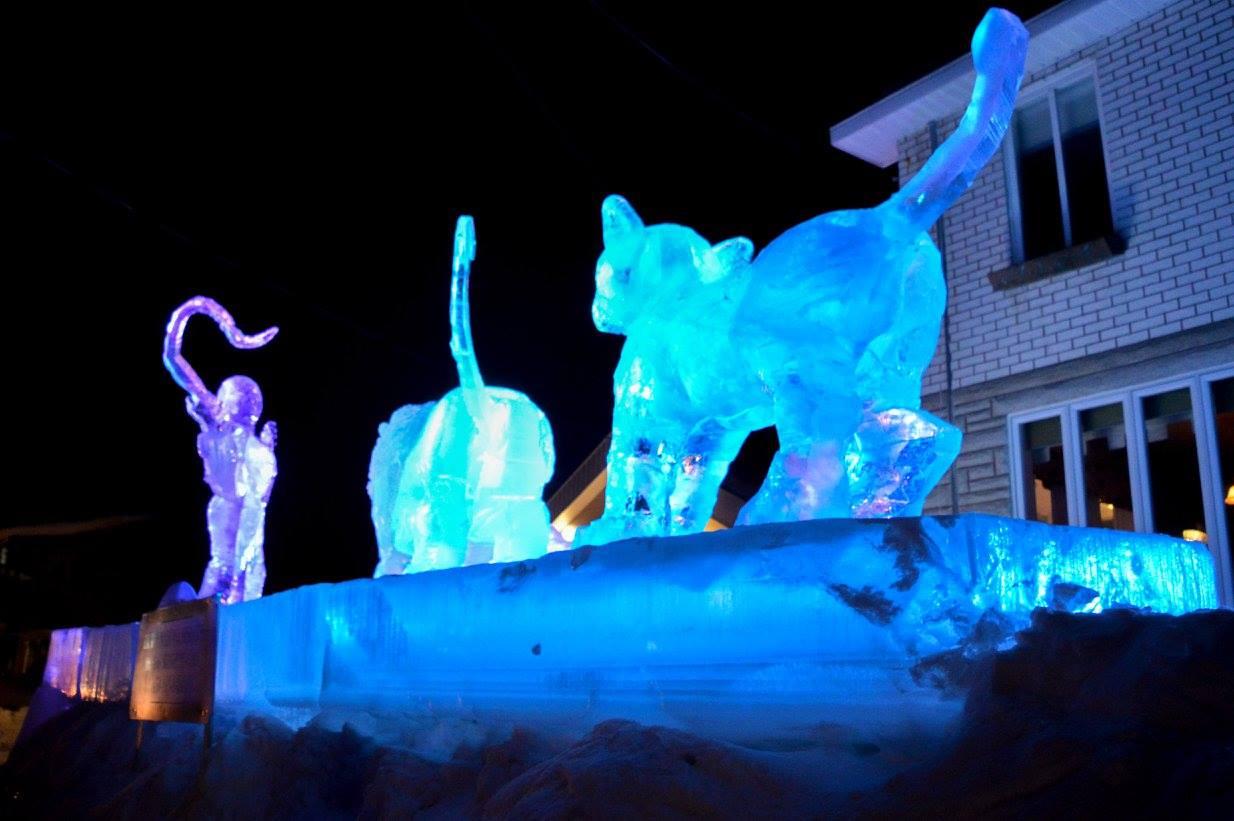 Festival St-Côme en glace Lanaudière 2018 -30